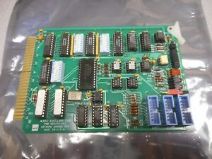 Watkins Johnson 902175 001 Auxiliary 952 Pcb Assly For Wj999 Apcvd System