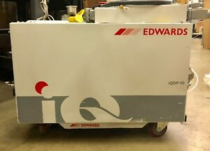Edwards Iqdp40 Dry Pumps Edwards Iqdp40