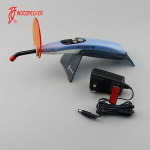 Original Brand Woodpecker Led D Wireless Dental Led Curing Light Lamp Ce Fda Hot