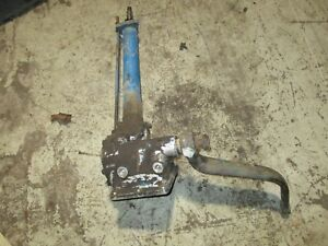 Ford Fordson Super Major 5000 Tractor Steering Box