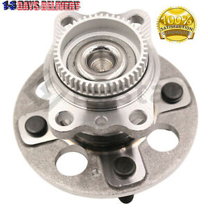 Rear Wheel Hub Bearing Assembly Fits 12 16 Kia Rio Hyundai Accent