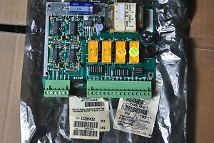 New Quadtech 4 Head Independent Interface Board 028902 28902