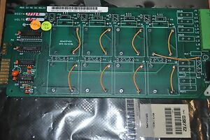 New Quadtech 4 Rgs Fake Feedback Relay Card 038732 38732