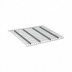 Nashville Wire Steel Open Shelving Painted Wire Decking For Pallet Racking 3