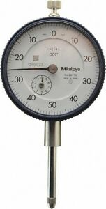 Mitutoyo 1 Inch Range 0 50 0 Dial Reading 0 001 Inch Graduation Dial Drop I