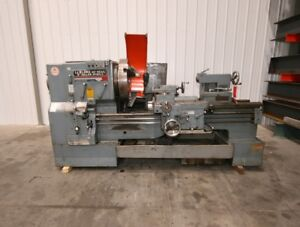12797 Leblond Regal 24 X 52 Gap Bed Hollow Spindle Lathe