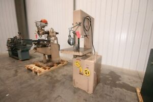 12809 Powermatic Model 86 20 Vertical Bandsaw