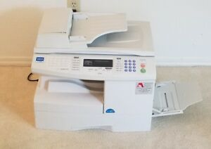 Ricoh Savin Ac204 All In One Office Color Copier Fax Machine