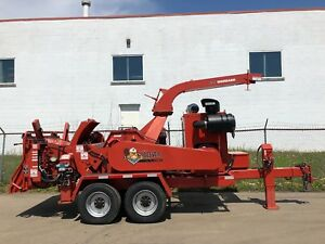 2015 Morbark M20r Brush Chipper