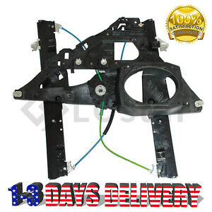 Power Window Regulator Front Left Driver Side Fits 03 06 Expedition