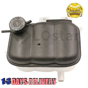 New Water Coolant Overflow Recovery Tank W cap Fits 02 05 Dodge Ram 1500 Pickup