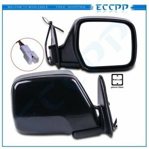 Side View Mirrors Power Left right Pair Set For Toyota Land Cruiser Lexus Lx450