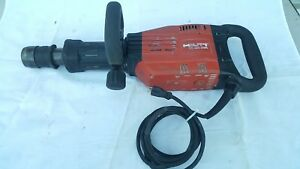 Hilti Demolition Breaker Jack Hammer Te 905 avr Te905avr Ps20 Concrete Scanner