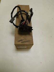 1987 Corvette Nos Original Gm Left Power Seat Switch Gm 14103355