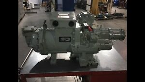 Hitachi Refrigeration Screw Compressor