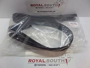 Toyota 4runner 03 09 Rear Glass Runner Moulding Weatherstrip Genuine Oem Oe