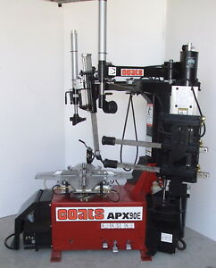 Remanufactured Coats Model Apx90 e Tire Changer