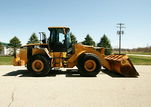 13083 Caterpillar 962g Wheel Loader