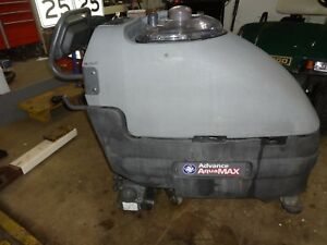Parts Only Nilfisk Advance Aquamax Carpet Extractor