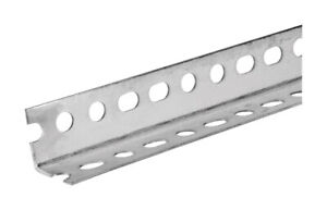 Boltmaster Slotted Angle 1 1 2 X 48 L 14 Ga 5 16 Hls Pack Of 5