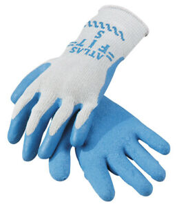 Atlas Gloves Latex Small Carded Pack Of 12