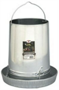Little Giant Farm Ag 914043 30 pound Hanging Metal Poultry Feeder