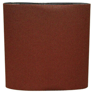 Gator Grit Sandpaper Belt 60 Grit Coarse Oxide Aluminum Pack of 10