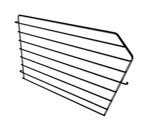Lozier Wire Basket 8 In X 13 In Chrome Pack Of 10