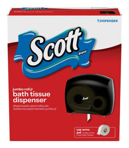 Scott Toilet Paper Dispenser Smoke Gray
