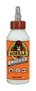 Gorilla Wood Glue 8oz Pack Of 12