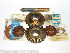 Sunbeam Hillman Humber Rootes Group Nos Factory Pinion Gear Kit 5200881