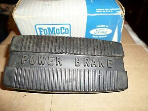 1954 1955 1956 1957 1958 1959 Ford Thunderbird Nos Power Brake Pedal Assembly