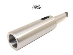 New Meda Morse Taper Mta Extension Socket 4mt To 3mt 2225043