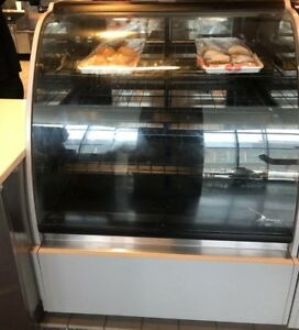 Structural Concepts Hv38 Non Refrigerated Bakery Display Case