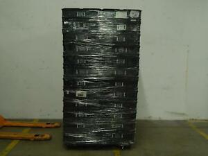 Pallet Of 72 Buckhorn 241508sxa4 Esd Anti Static Distribution Containers Bins 24