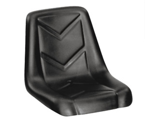 Seat Shell 395mm Fully Vulcanised Suitable For Tractor Seat Riding Mower Grammer