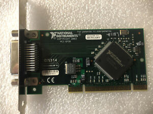 National Instruments Pci gpib 188513b 01 Adapter Card