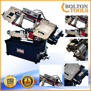 Bolton Tools 9 X 16 Metal Cutting Horizontal Band Saw Bs 916v