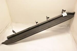 Black Driver Running Board Fits 2007 Chevrolet Tahoe