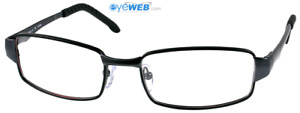 3m Urban 8 Prescription Safety Eyeglasses Frame From Eyeweb