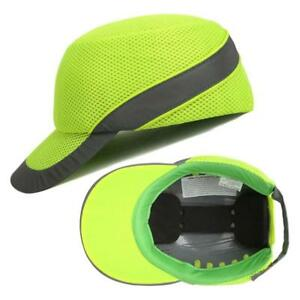 Bump Cap Work Safety Helmet Hard Hat Construction Site Head Impact Protection