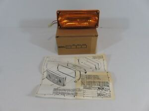 Whelen Amber 02 0340362 00 New In Box Strobe Flash Tube