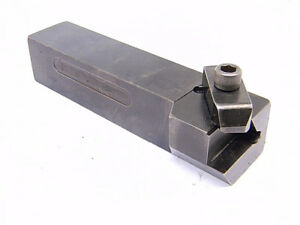 Used Kennametal 1 25 Shank Nel 205d Top Notch Turning Tool Holder Ng 5r
