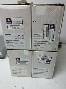 Siemens Micromaster Vector Drive 6se3211 5ca40 33hp lot Of 4 New