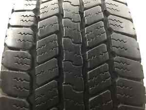 Used Lt265 60r20 121 S 10 32nds Goodyear Wrangler Sr A