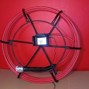 Sewer Video Endoescope Drain Cleaner Inspection Camera 100 Feet
