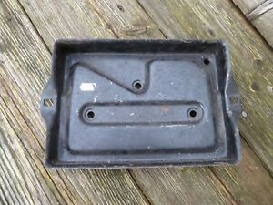 Dodge Wc Battery Tray G507 G502 Original New Old Stock