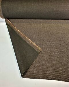 Vintage Mink Beige Tweed Automotive Seat Cover Fabric Upholstery Auto 55 W