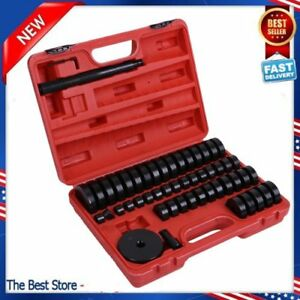 Bush Bearing Seal Driver Master Set Discs 51 Pcs Custom Built Hand Tool Kit Hp