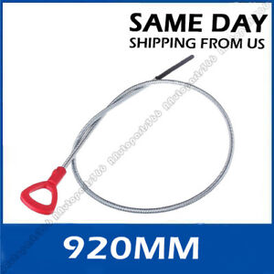 Transmission Gearbox Oil Fluid Level Dipstick 920mm For Benz W202 W211 917 321